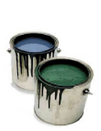 Photo of Paint Cans