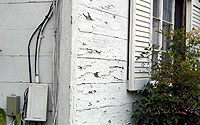 Photo of Cracked Paint