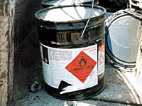 Photo of Hazardous Materials