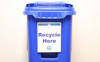 Photo of Recycling Containers