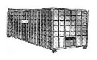 Photo of Roll-off Container
