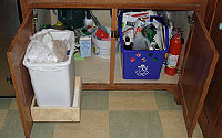 Photo of Recycling Container