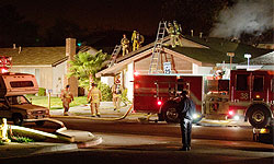 Photo of House Fire