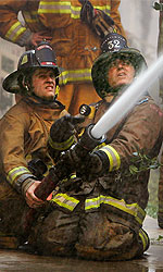 Photo of Fire Fighters