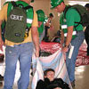 Photo of Team Members Transporting a Patient
