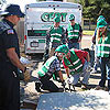 Photo of CERT Volunteers Cribbing