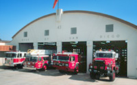 Photo of Fire Station 43