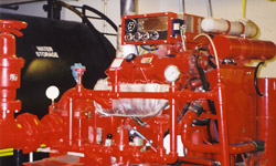 Photo of fire pump
