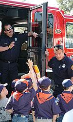 Photo of Fire Station Tour