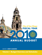 Fiscal Year 2010 Annual Budget Cover Page