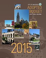 Fiscal Year 2015 Adopted Budget Cover Page