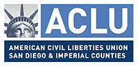 ACLU American Civil Liberties Union San Diego and Imperial Counties