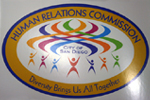 Photo of Human Relations Commission Logo