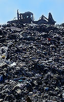 photo of landfill