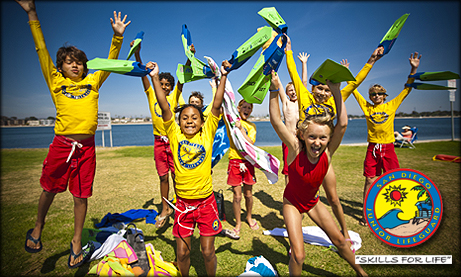Photo of Junior Lifeguards