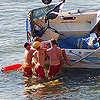 Photo of a Boat Rescue