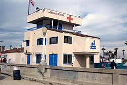 Photo of Mission Beach Lifeguard Tower