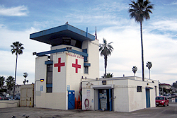 Photo of Ocean Beach LIfeguard Station