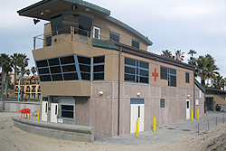 Photo of Pacific Beach Lifeguard Station
