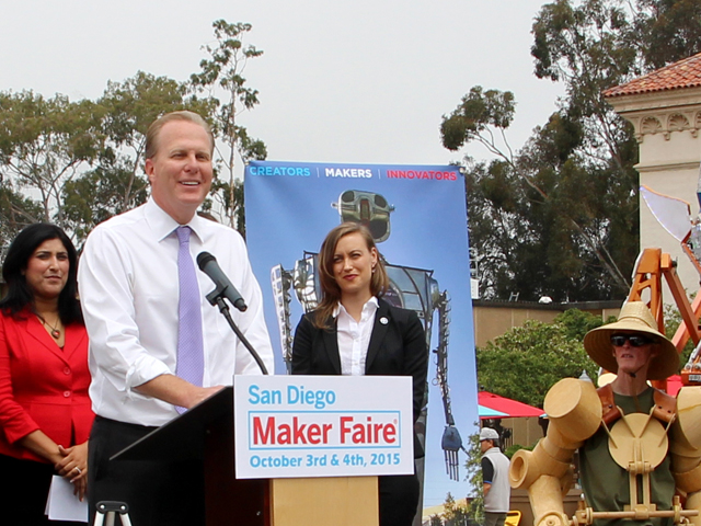 Photo of San Diego Makers Faire