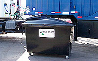 Photo of Grease Recycling Bin