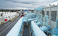 Photo Pump Station Pipelines