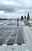 Photo of Photovoltaic Solar Panels