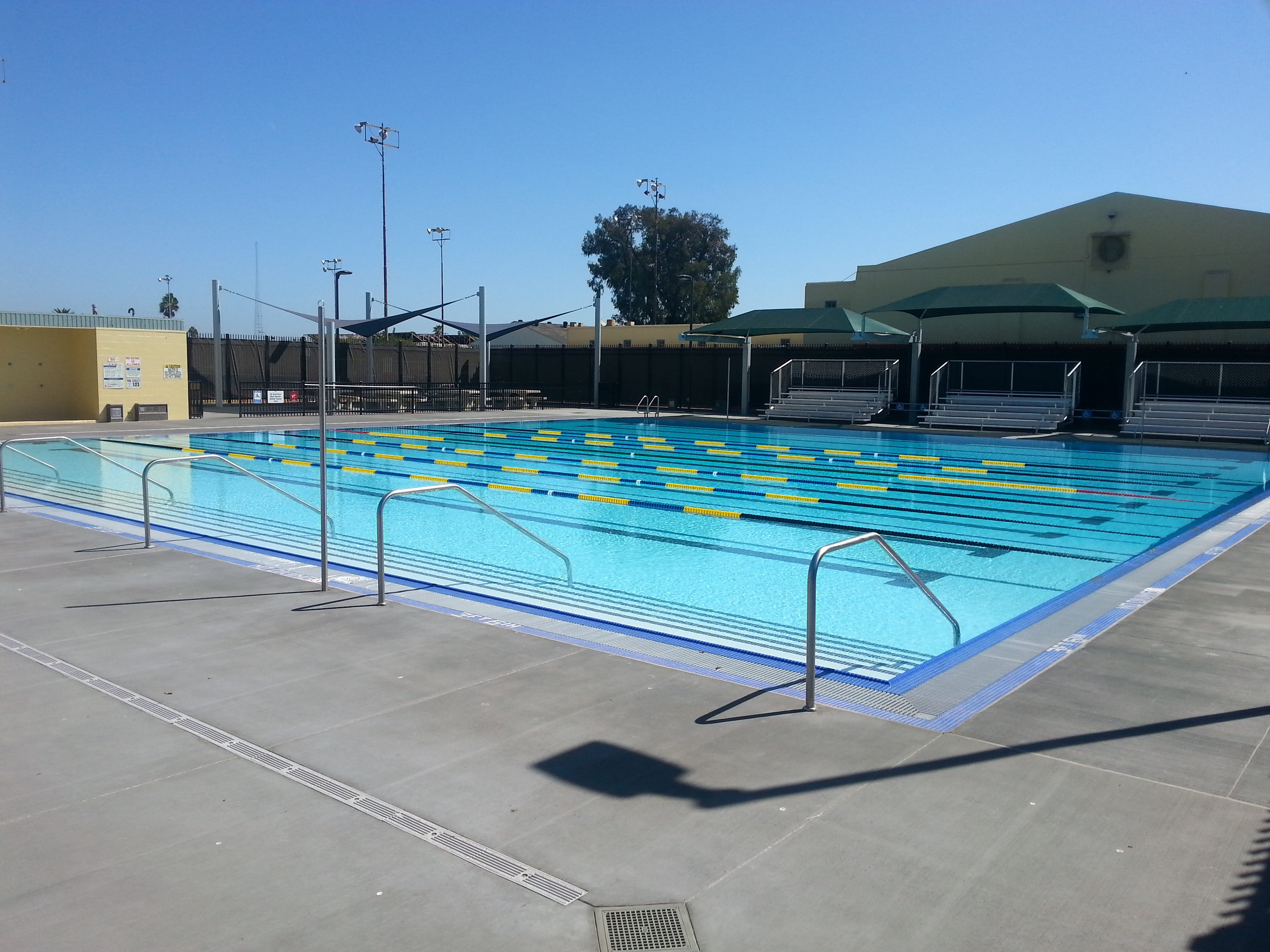 Photo of Memorial Pool Facility