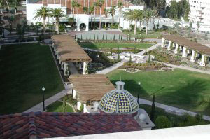 Photo of Balboa Park Administrative Building Courtyard, 2 of 4
