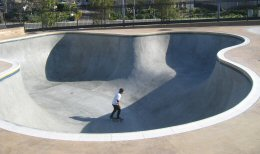 Photo of Carmel Valley Skate Park