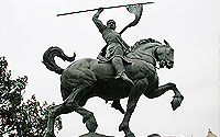 Photo of El Cid Statue