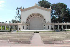 Photo of the Spreckles Organ Pavilion, 1 of 4
