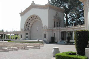 Photo of the Spreckles Organ Pavilion, 2 of 4