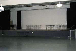 Photo of the Recital Hall, 4 of 4