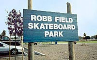 Photo of Robb Field Skate Park