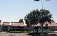 Photo of Colonel Irving Salomon San Ysidro Community Activity Center