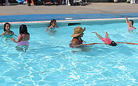 Photo of Children Learning to Swim