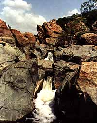Photo of Los Peñasquitos Canyon Waterfall