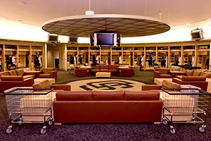 Photo of Padres Clubhouse 2004