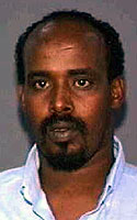 Photo of Fugitive Suspect Abdi Adan
