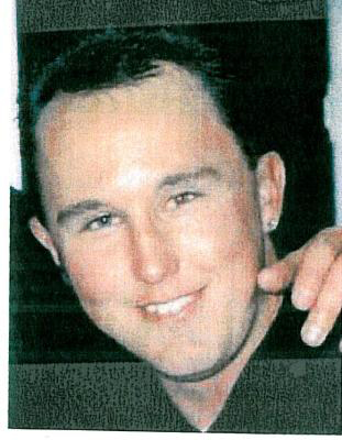 Photo of Victim Jeremy Logan Lindsay