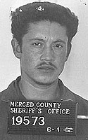 Photo of Fugitive Suspect Nico Sandoval