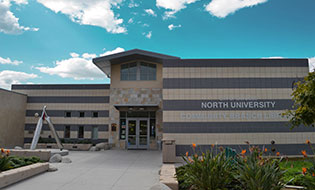 North University Community Branch