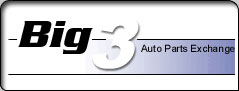 Image of Big 3 Auto Parts Exchange Logo