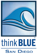 Think Blue logo