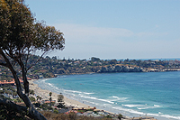 Photo of San Diego Shoreline