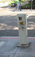 Photo of Service Meter Pedestal