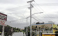 Photo of Utility Pole