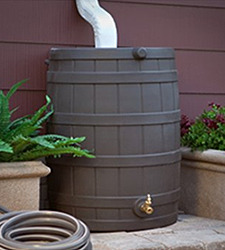 Photo of Rain Collection Barrel