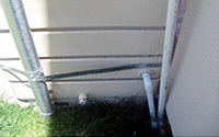 Photo of Rain Barrel Overflow Tube